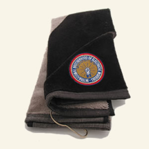 IBEW golf towel