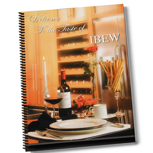 Taste of IBEW Cook Book